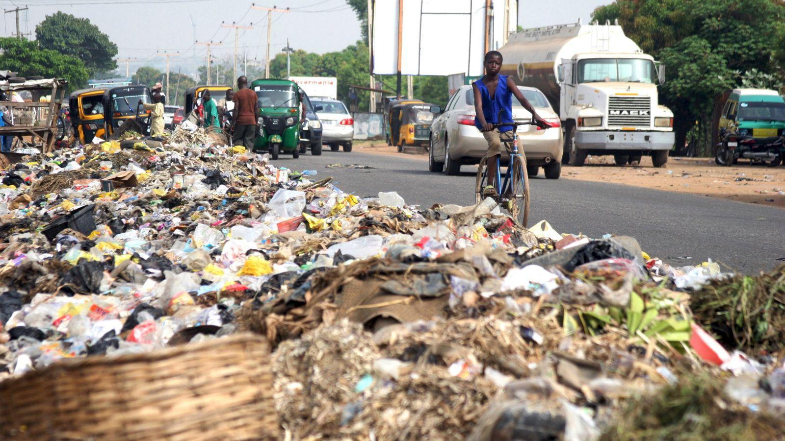Environmental Pollution -