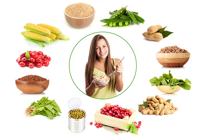 Iron You Should Include In Your Teens Diet thinatamil -