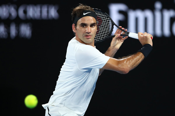 RogerFederer2018AustralianOpenDay thinatamil -