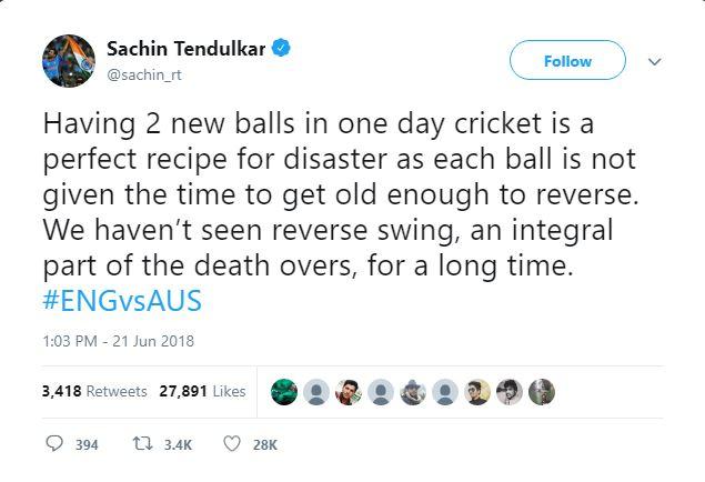 Sachin twitter thinatamil -