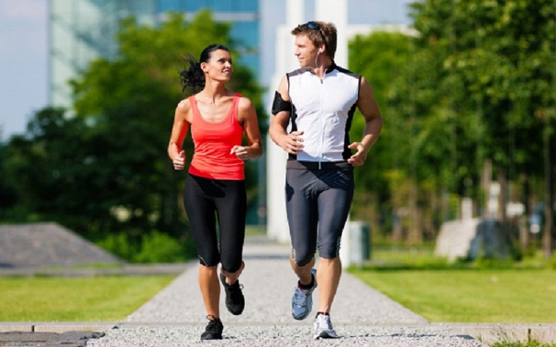 brisk walk with your partner thinatamil -