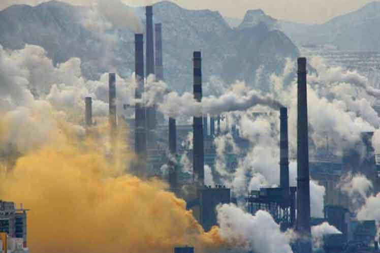 contaminacion aire -