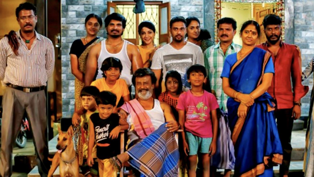 kaala tamil movie scene hd -