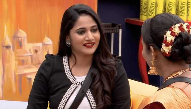 Losliya in Bigg Boss Tamil 3 thinatamil -