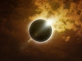 Ring of fire Solar Eclipse June 2020-thinatamil