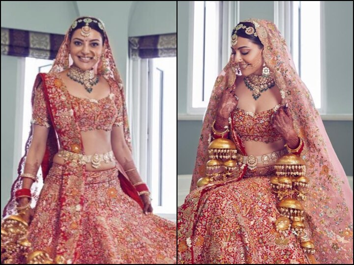 Kajal Aggarwal Gautam Kitchlu Kajal Aggarwal Wedding thinatamil -
