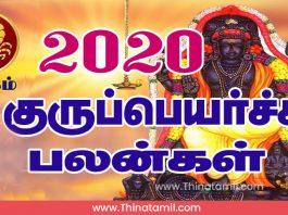 கடகம் ராசி குரு பெயர்ச்சி பலன்கள் 2020, Guru Peyarchi 2020 Kadagam 2021 வரை