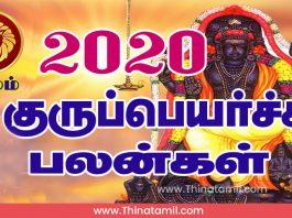 சிம்மம் ராசி குரு பெயர்ச்சி பலன்கள் 2020, Guru Peyarchi 2020 Simmam 2021 வரை