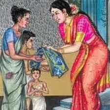 vasthira-dhanam