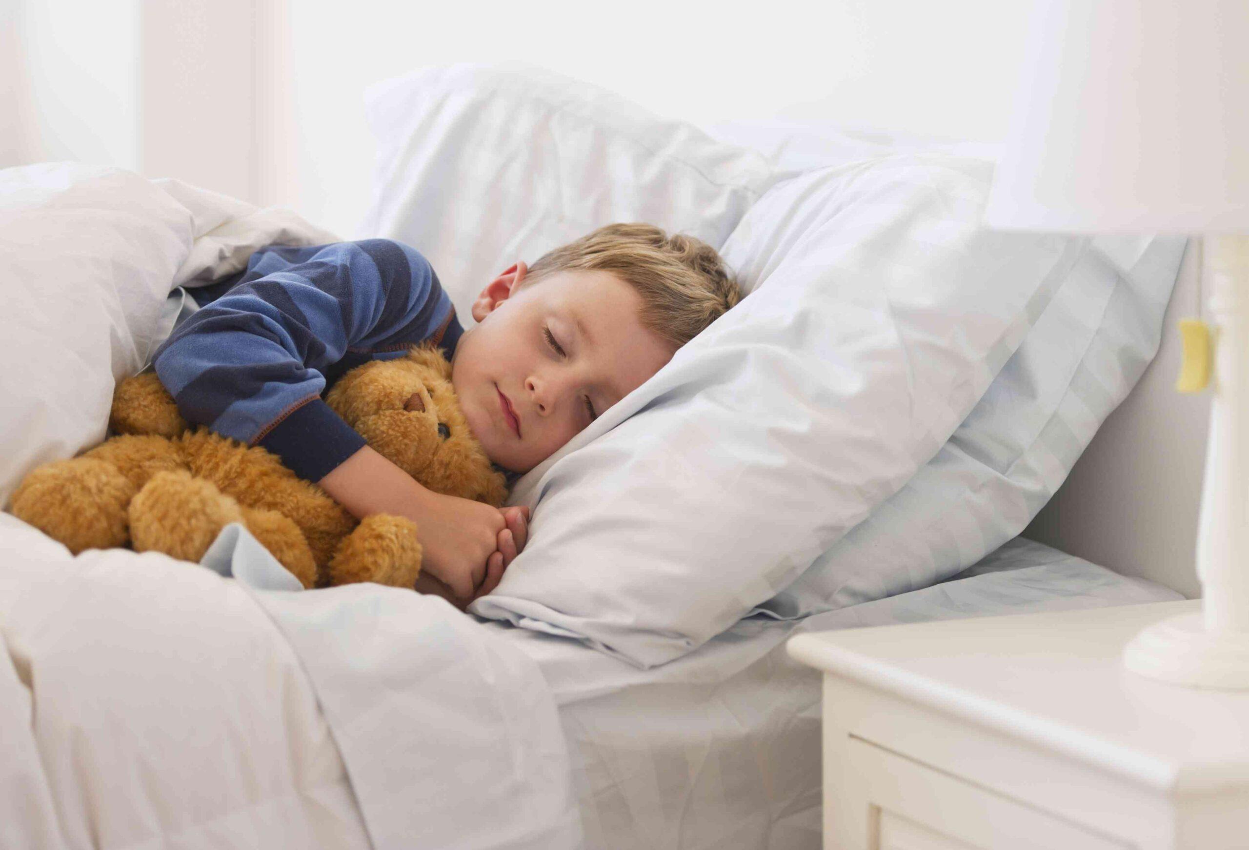 Getty boy sleeping bedroom LARGE TetraImagesDanielGrill 5654aab73df78c6ddf1bd766 scaled -