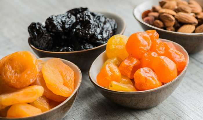 Dried plums benefits